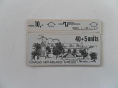 TELECARTE DES ANTILLES NEERLANDAISES CURACAO LOT 306A