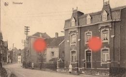 THIMISTER  ( Thimister Clermont  )maison Du Dr Herzet Et Imprimerie Thomassin Vers 1920 - Thimister-Clermont