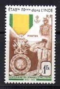 Col 4/ Inde N° 258  Neuf XX MNH Cote 7,50€ - India (1892-1954)