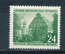 DDR 318 ** Mi. 2,50