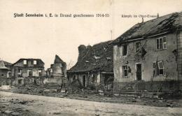 Elsass- Sennheim.. Alte Postkarte   ( K7490 ) Siehe Scan - Frankrijk