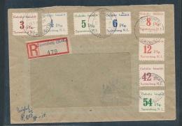 Spremberg Sammler Beleg  ( T2004  ) Siehe Scan