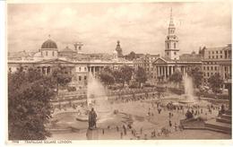 POSTAL   LONDON  -INGLATERRA -TRAFALGAR SQUARE