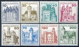 Y&T  N° 762-767 ** Chateau