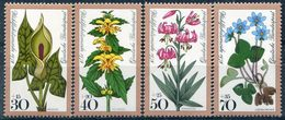 Y&T  N° 829-832 ** Flore