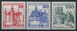 Y&T  N° 834-836 ** Chateau