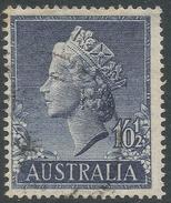 Australia. 1955-7 QEII Definitives. 1/0½ Used. SG 282 - 1952-65 Elizabeth II : Pre-Decimals