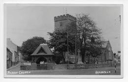 KI 778 - Llanelly - Parish Church - Breconshire