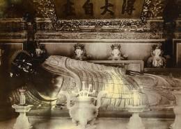 Chine Pékin Beijing Temple Zhenjue Cinq Pagodes Wuta Si Bouddhiste Ancienne Photo 1906