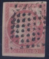 Colonies Générales, Cérés N°21 - Oblitéré - Cote 170€ (C125) - Ceres