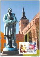 ROMANIA 2005   Hans Christian ANDERSEN   Maximum Karte / Card