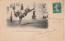 SAUMUR - Sauteur En Liberté - Cabriole - éditions Charier 13 - Saumur
