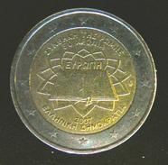 Greece  -  Grece -  Griekenland   2 EURO 2007    Speciale Uitgave - Commemorative - Griechenland