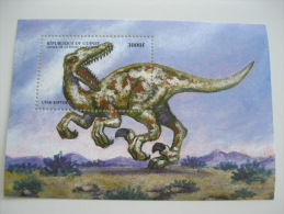 Guinea-Dinosaurs-Prehisto Ric - Prehistorics