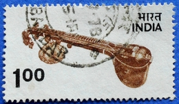 INDIA 1,00 1975 MUSICAL INSTRUMENT SITAR - USED