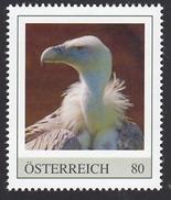 ÖSTERREICH 2015 ** Gänsegeier / Gyps Fulvus - PM Personalized Stamp MNH - Aquile & Rapaci Diurni