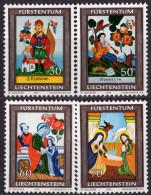 LIECHTENSTEIN - Noël 1974