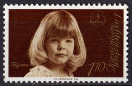 LIECHTENSTEIN - Portraits De La Maison Princière 1977