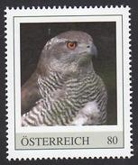 ÖSTERREICH 2015 ** Habicht / Accipiter Gentilis- PM Personalized Stamp MNH - Aquile & Rapaci Diurni