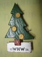 Winterhilfswerk (WHW) Weihnachtsbaum,  Tieste 020 - Germany