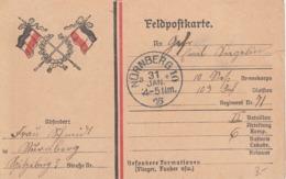 Feldpostkarte I.WK- Versandkosten Deutschland: 1,40 Euro  Ausland: 2,10 Euro