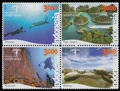 Indonesia - Indonesie New Issue 01-01-2016 (Serie)  ZBL 3314-3317 - Indonesien