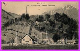 SAINT-FIRMIN (05) - L'Usine Electrique - Frankreich