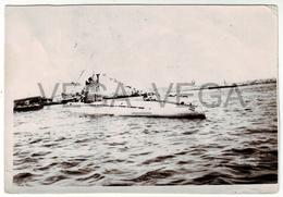 Soviet Submarine. THE USSR. 1960