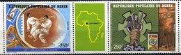"Rep. Benin ** N° 625A - ""Philexafrique III - (Karaté) -photo 2-"