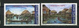 Rep. Benin ** N° 663/664 - Village Lacustre Ganvié