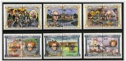 Santa Lucia/Sainte-Lucie/St. Lucia: Specimen, Elisabetta I E Giorgio III, Elizabeth I Et George III, Elizabeth I And Geo