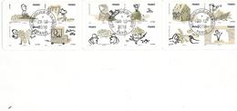 France Carnet ,oblitéré Service Philatelique De La Poste,  Dans La Date D'emission ,N° C 473 Complet Obitération Superbe - Carnets