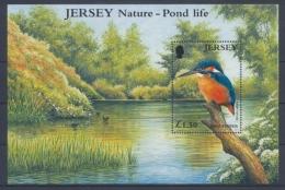 Jersey, MiNr. Block 29, Postfrisch / MNH