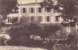 HOTEL DE LA MEDITERRANEE/LE LAVANDOU (chloé12) - Hotels & Restaurants
