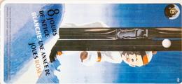Forfait Ski Combloux Jaillet 98 11x5 Cm - Transports