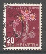 004447 Switzerland Pro Juventute 1946 20c FU - Pro Juventute