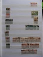 TB Lot De Timbres De SARRE Dans Un Classeur ( Quelques Serbie , Slovaquie Et Slovénie Offerts). Neufs Et Oblitérés. - Stamps