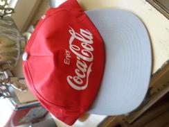 Enjoy Coca Cola Baseball Cap / Caps  Pet / Hat  /  Chapeaux De Chapeau   / Cappello - Casquettes & Bobs