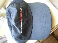 Brandweer Sportbond. Nl /Fire Brigade Federation.nl  Baseball Cap / Caps  Pet / Hat  /  Chapeaux De Chapeau   / Cappello - Caps
