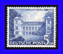 1949 - Alemania - Sc. 9N60 - MNH - Firmado - Valor Catalogo 50€ - AL-128 - [5] Berlín