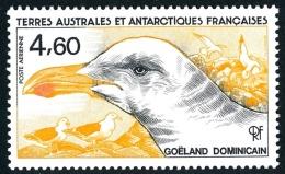 TAAF 1986 - Yv. PA 92 **   Cote= 2,20 EUR - Oiseau Goéland Dominicain  ..Réf.TAF20698