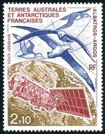 TAAF 1991 - Yv. PA 115 **   Cote= 1,30 EUR - Oiseau Albatros  ..Réf.TAF20700