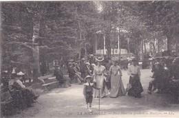[63] Puy-de-Dôme > La Bourboule Parc Fenestre Pendant La Musique - La Bourboule