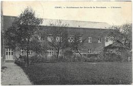 Ciney NA7: Etablissement Des Soeurs De La Providence. L'Externat 1923 - Ciney