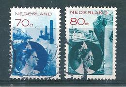 Pays Bas Timbres De 1931/33  N°234 + 258    Oblitérés