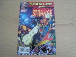 BD US STANLEE MEETS DOCTOR STRANGE - Marvel