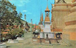 24437. Postal BANGKOK (Thailand) Tailandia. Templo BUDDHA Esmeralda - Tailandia