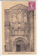 France 23 - Beaulieu - Entrée De L'Eglise   -  Achat Immédiat - Autres Communes