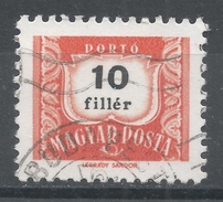 Hungary 1965. Scott #J249 (U) Numeral Of Value * - Port Dû (Taxe)