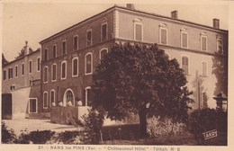 CHATEAUNEUF HOTEL/NANS LES PINS (dil195) - Hotels & Restaurants